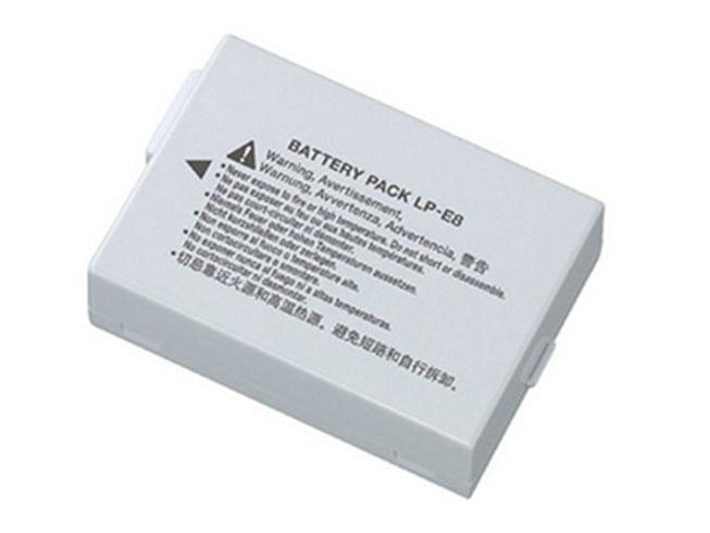 LP-E8バッテリー交換