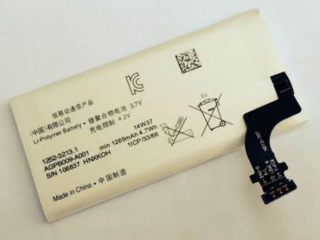 AGPB009-A001電池パック