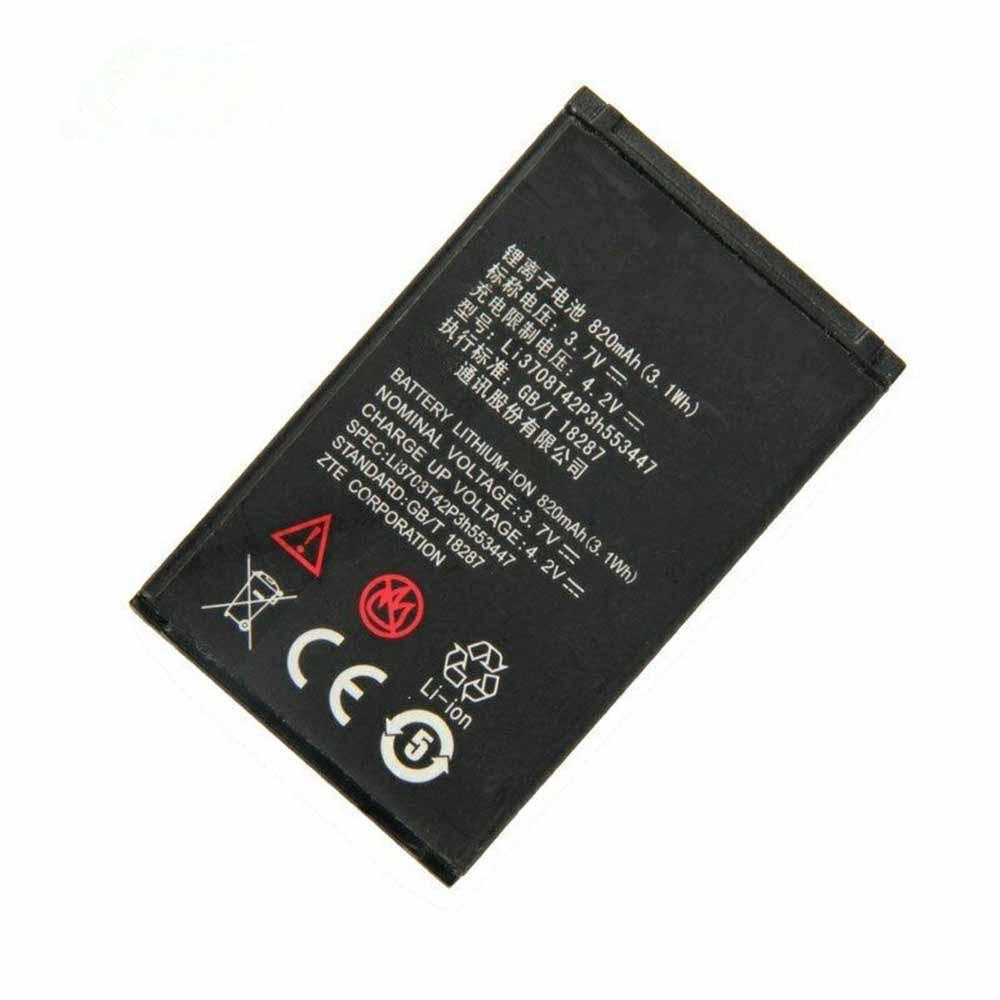 Li3708T42P3h553447電池パック