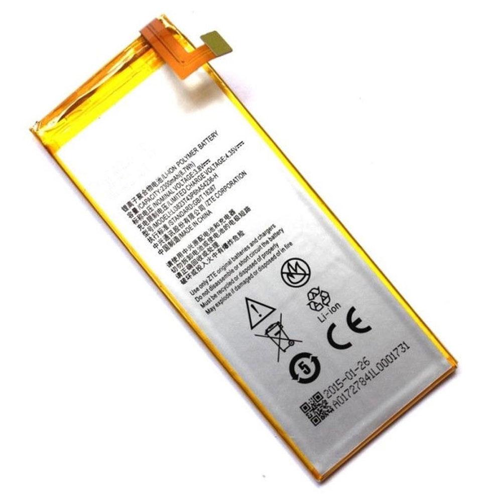 Li3823T43P6hA54236-H電池パック