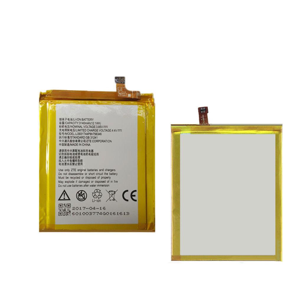 Li3931T44P8H756346電池パック