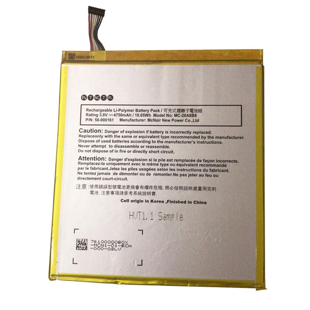 58-000161バッテリー交換