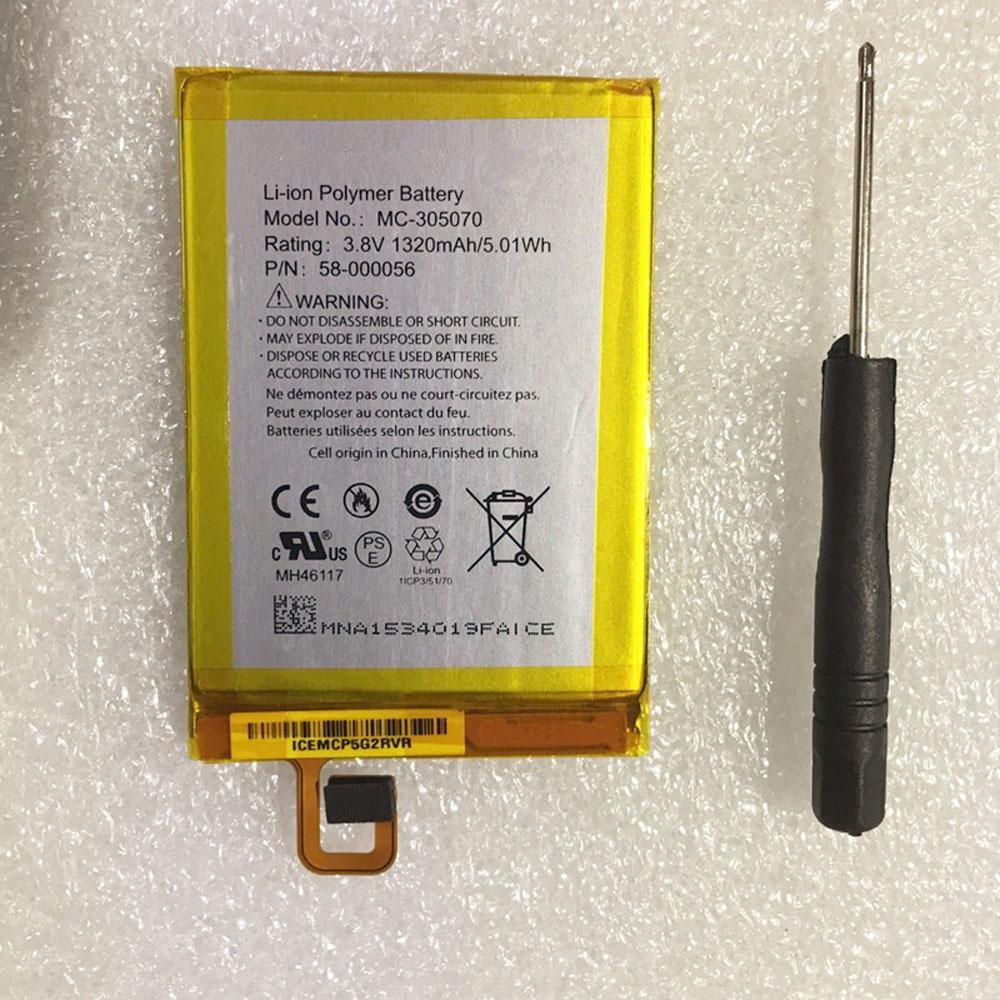 MC-305070バッテリー交換