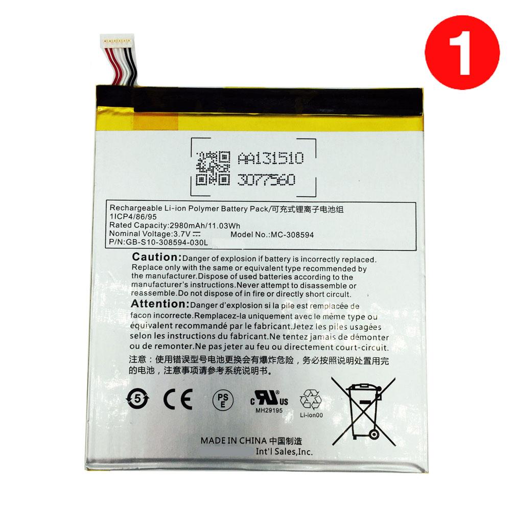 MC-308594バッテリー交換