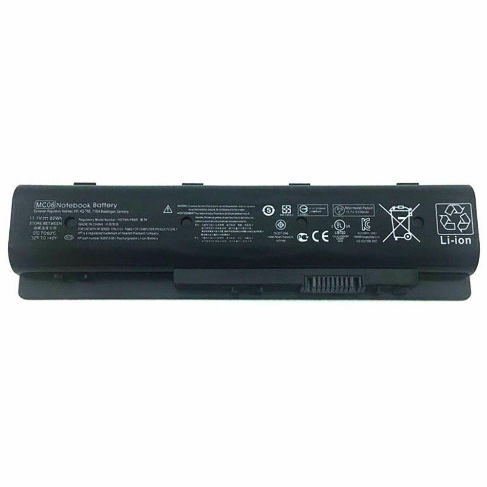 MC06バッテリー交換