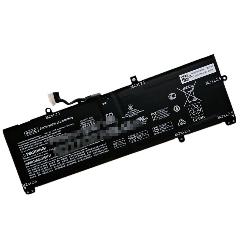 MM02XLバッテリー交換