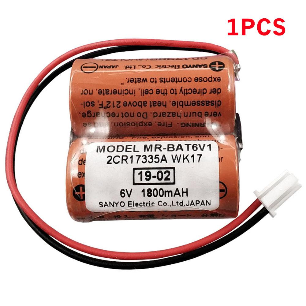 MR-BAT6V1バッテリー交換