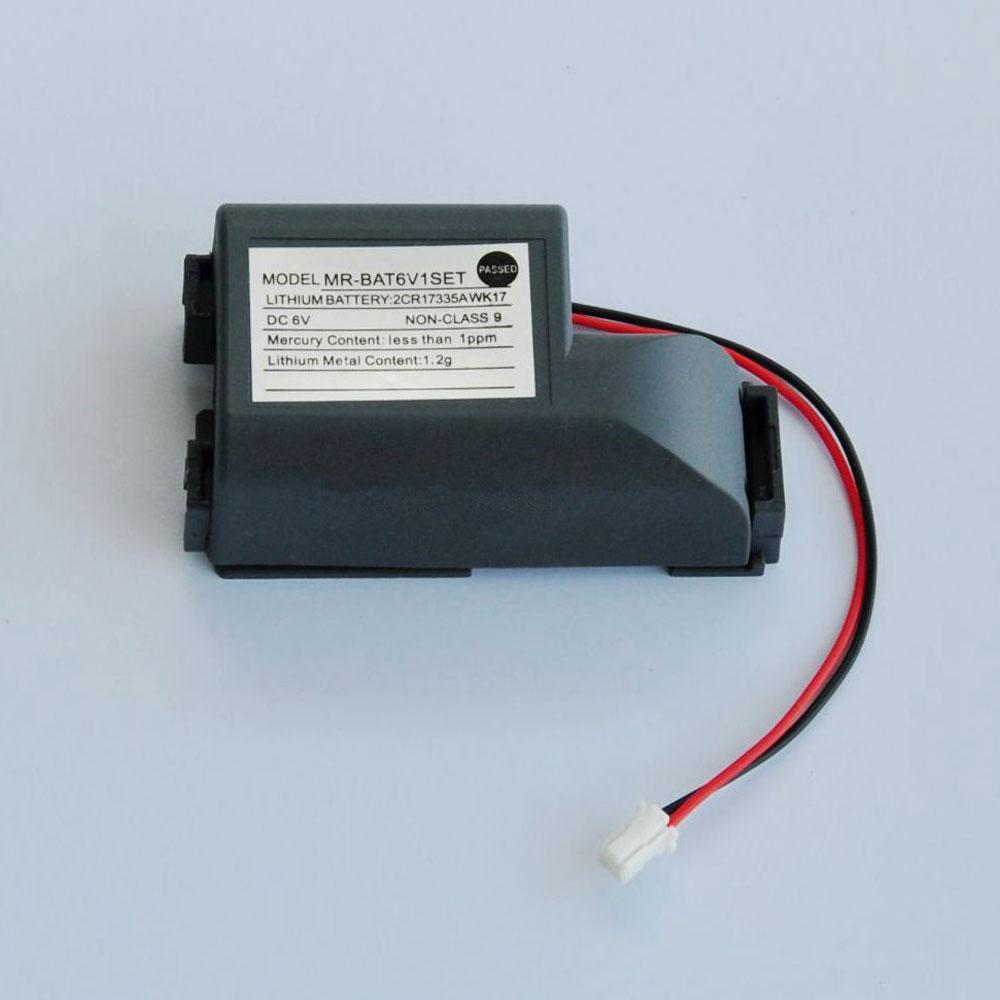 MR-BAT6V1SETバッテリー交換