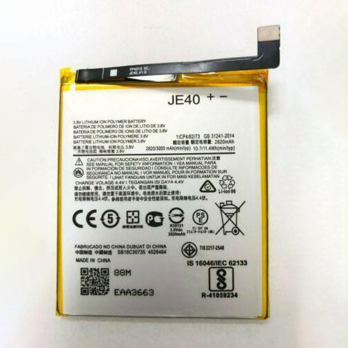 JE40電池パック