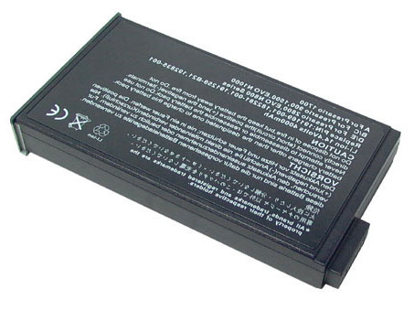 BATTERIA 4400mah per HP Evo n-800 n-800c n-1000c n-1000v n-1015