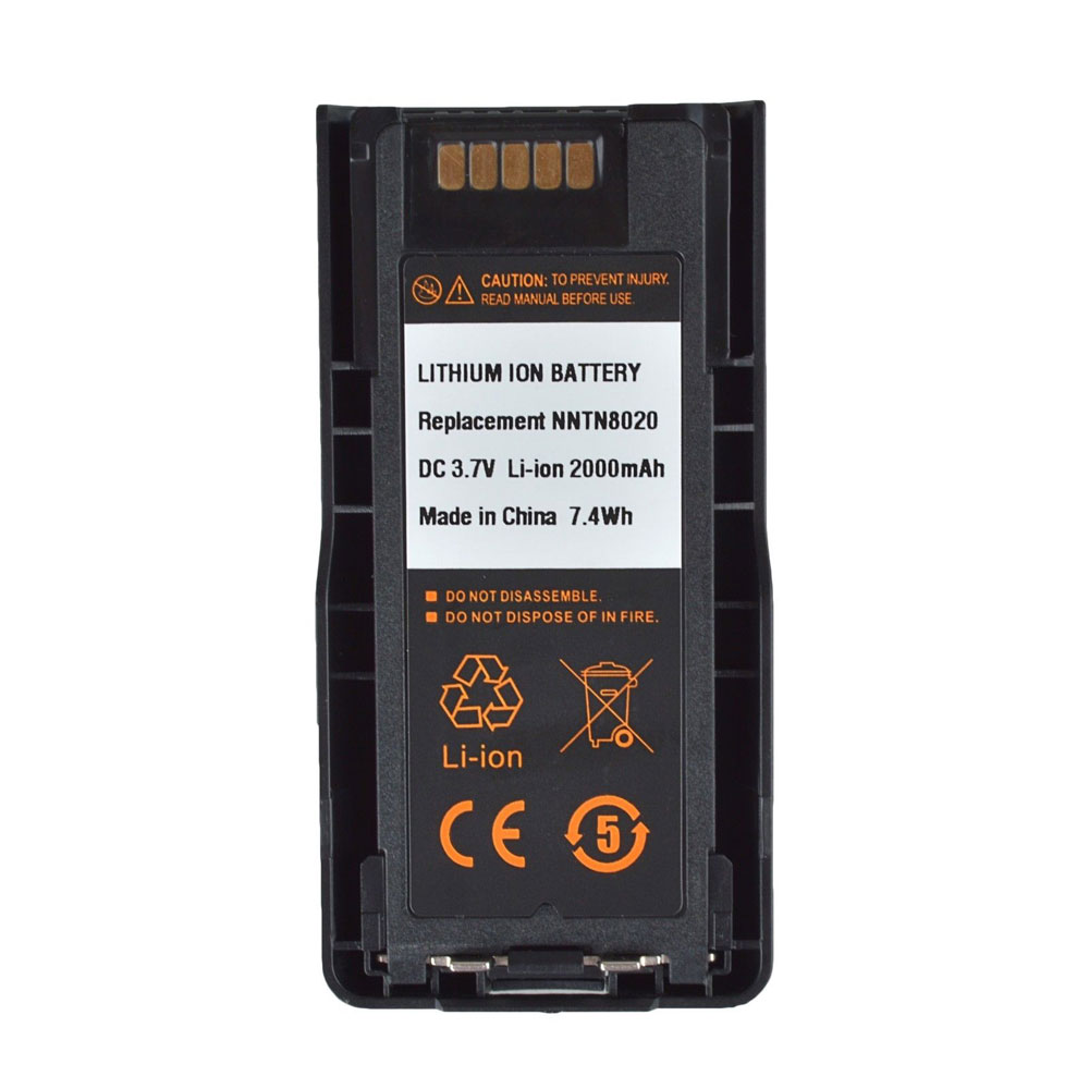 NNTN8020バッテリー交換