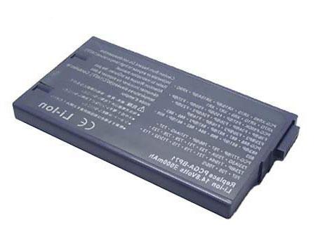 PCGA-BP71バッテリー交換
