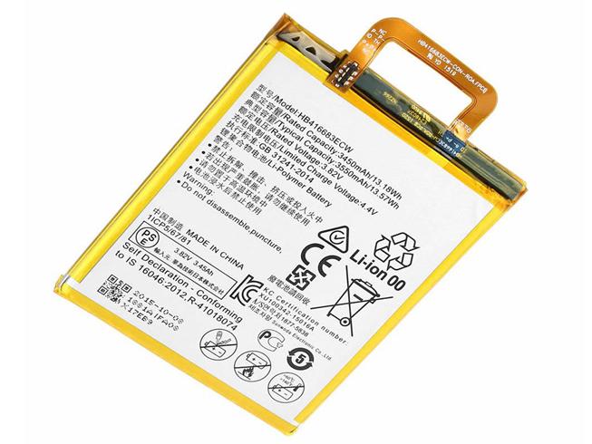 HB416683ECW電池パック