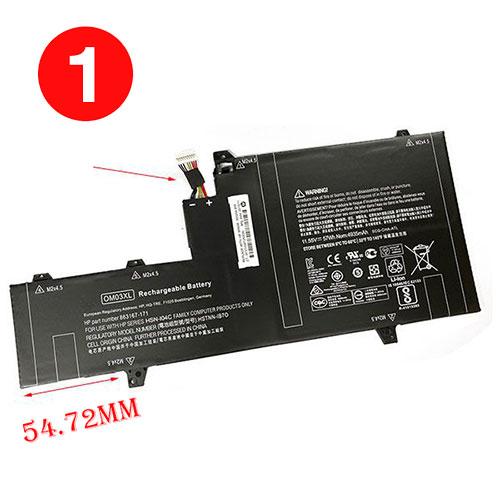 OM03XLバッテリー交換