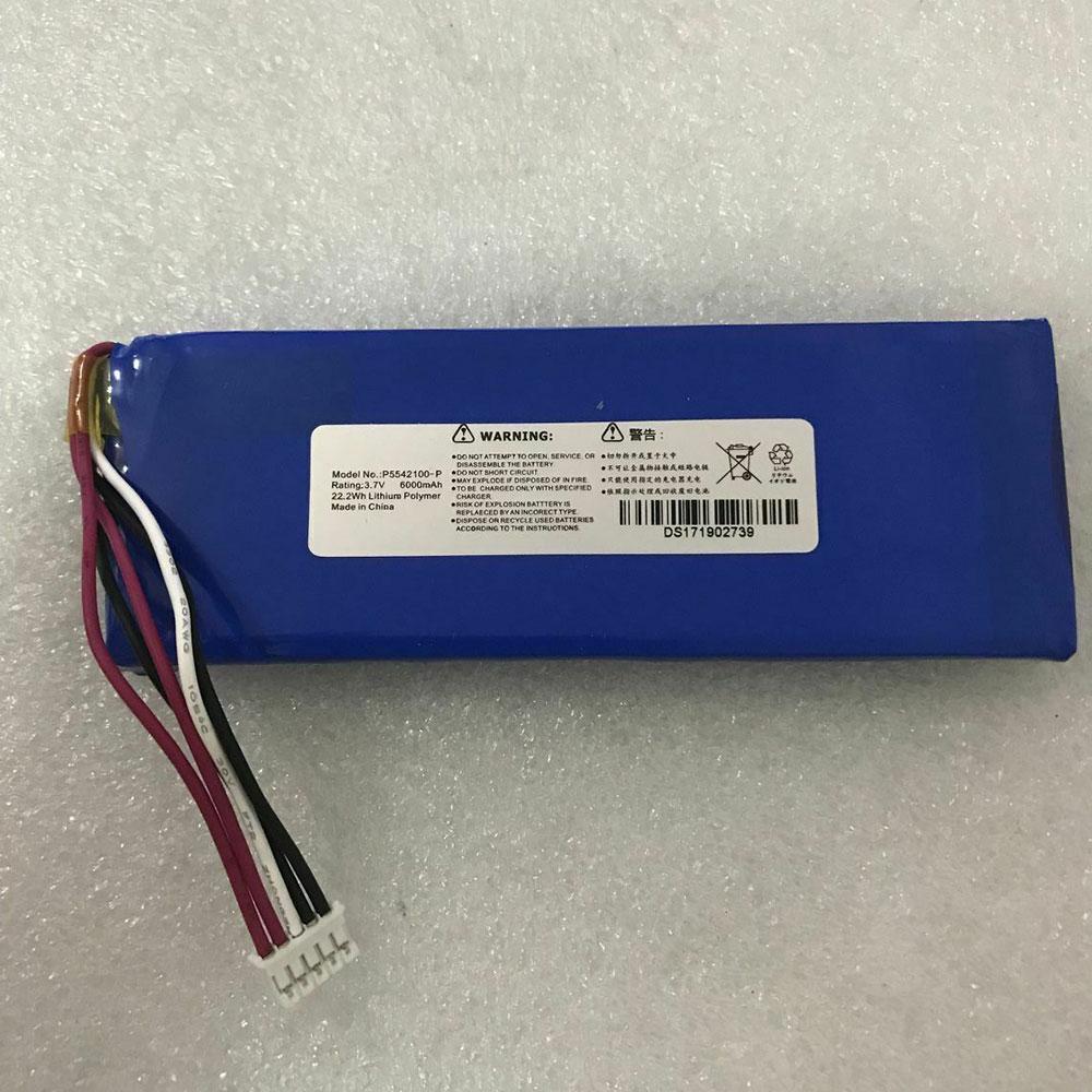 P5542100-Pバッテリー交換