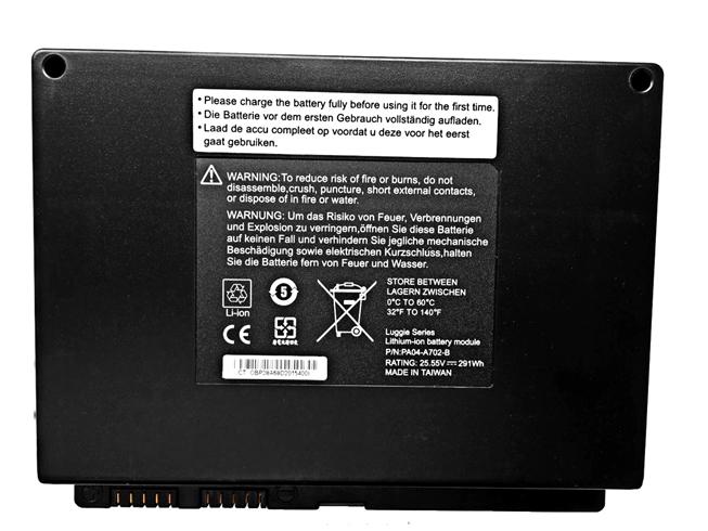 PA04-A701-Cバッテリー交換