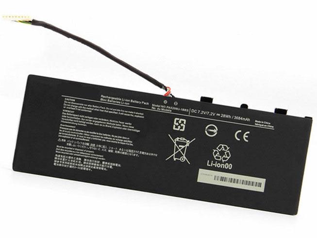 PA5209U-1BRSバッテリー交換