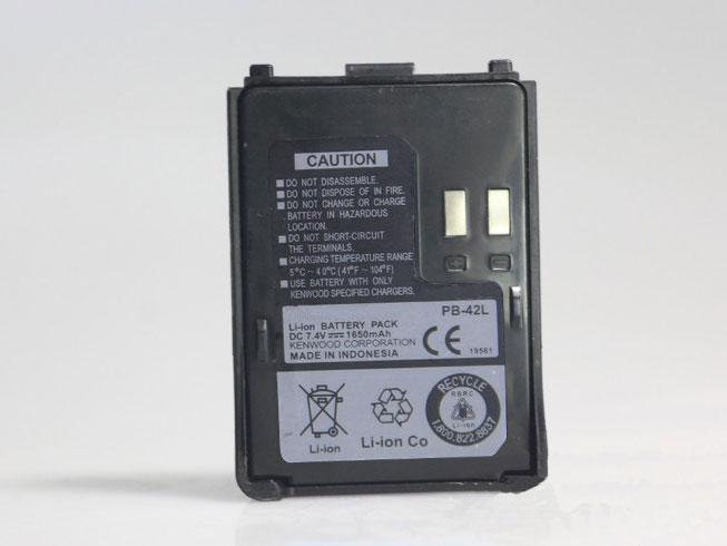 PB-42Lバッテリー交換