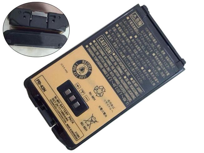 PB-43Nバッテリー交換