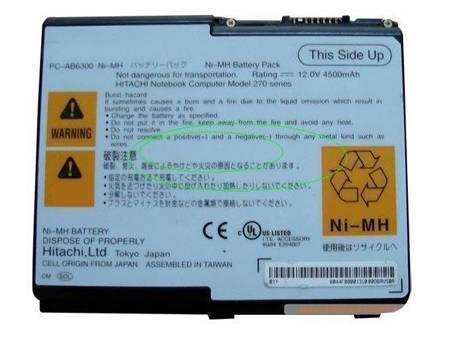 PC-AB6300バッテリー交換