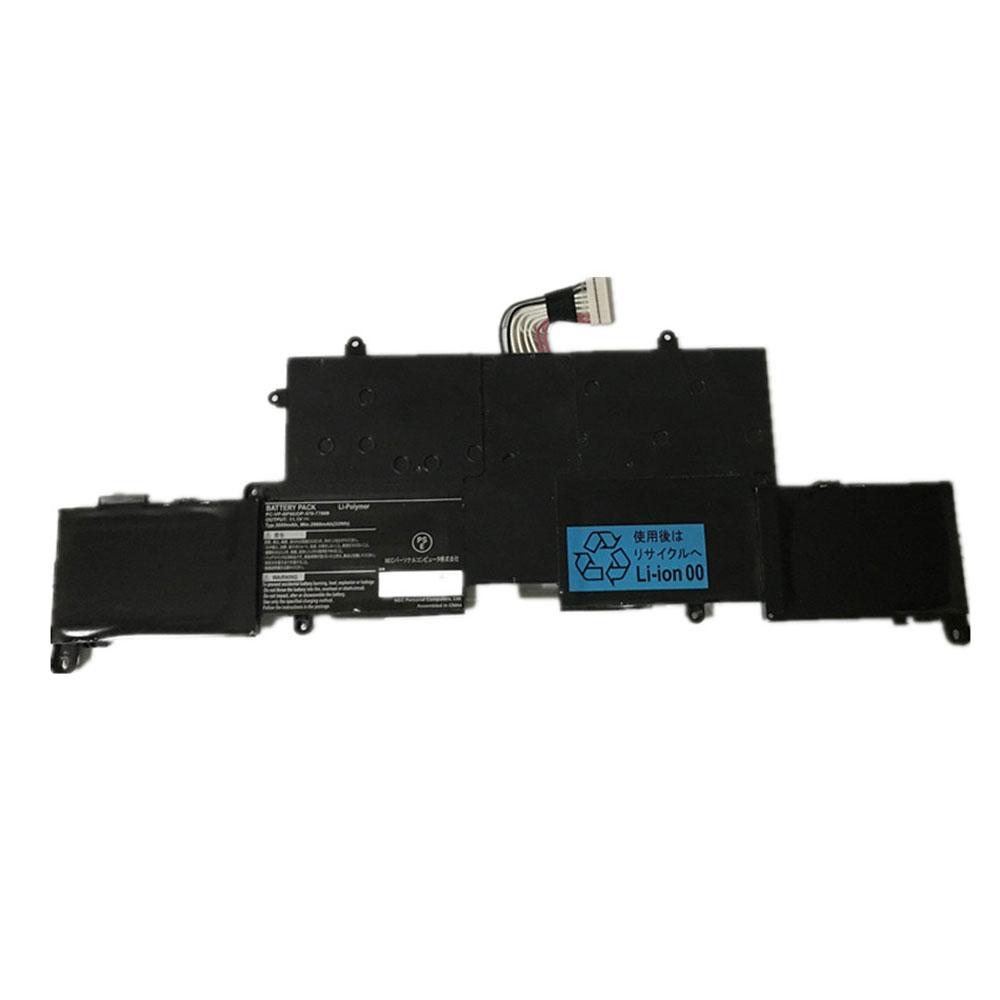 PC-VP-BP86バッテリー交換