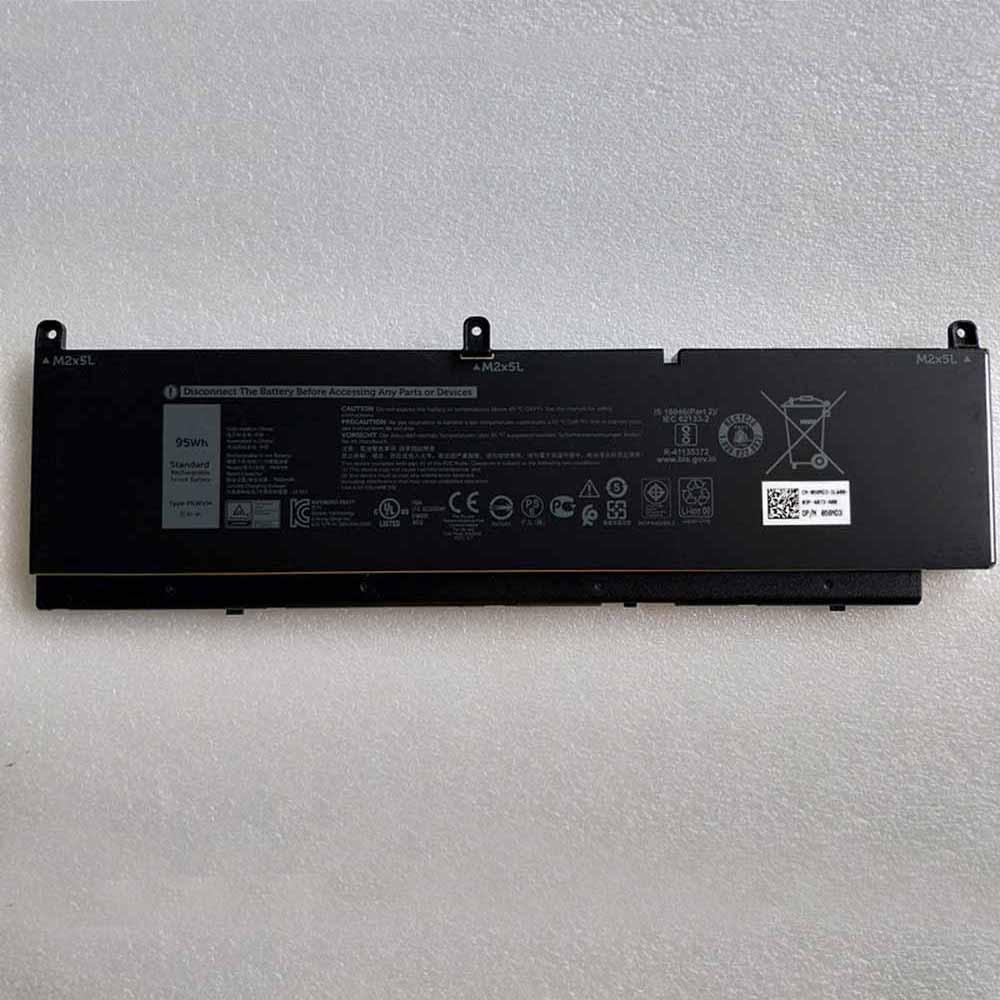 Dell Precision 7550 7750 C903V CR72X 17C06 447VR対応バッテリー