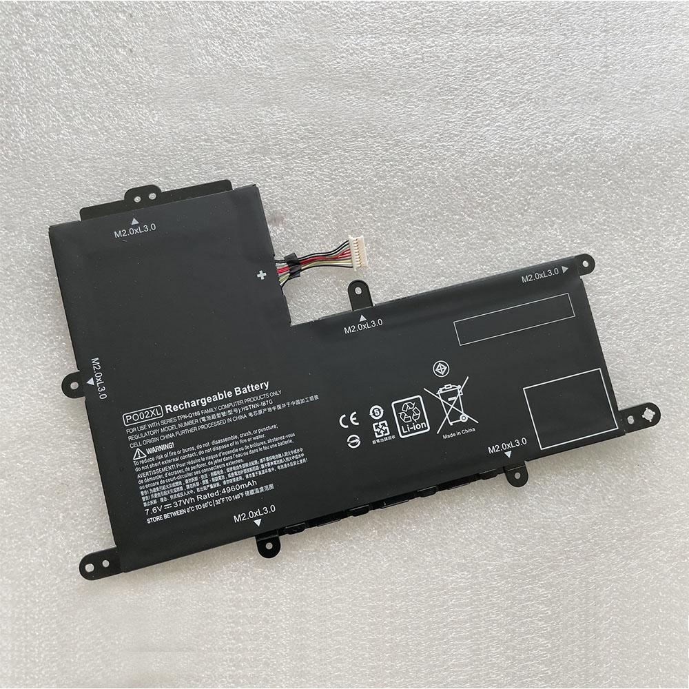 PO02XLバッテリー交換
