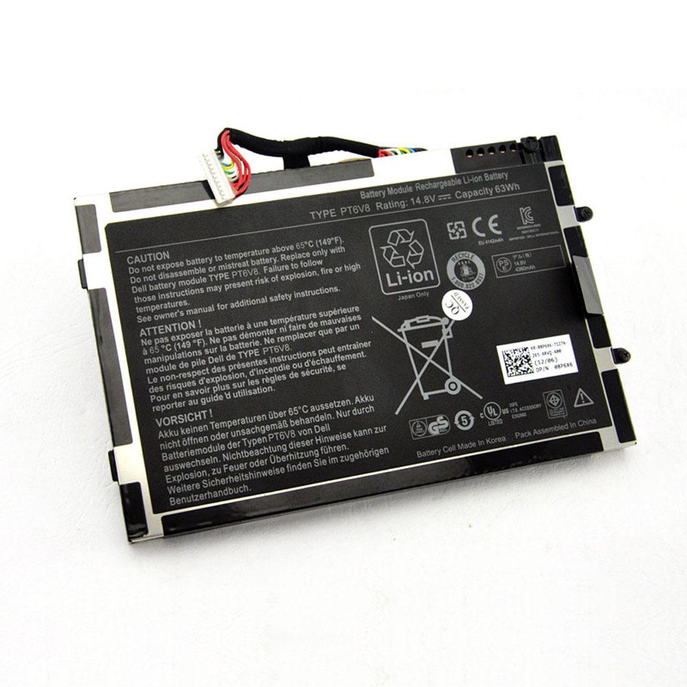 PT6V8バッテリー交換