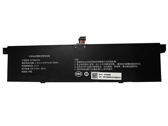 R13B01Wバッテリー交換