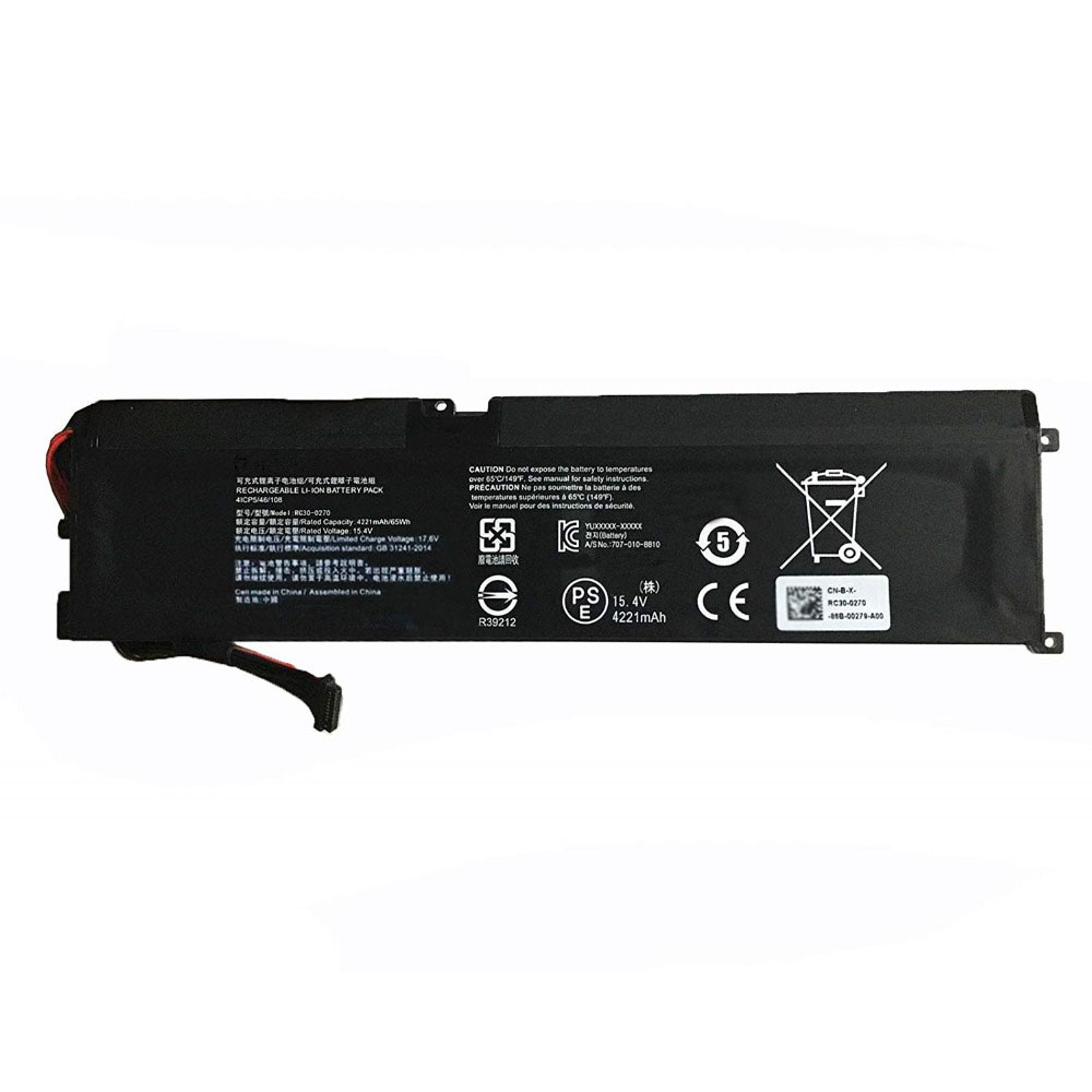 RC30-0270バッテリー交換