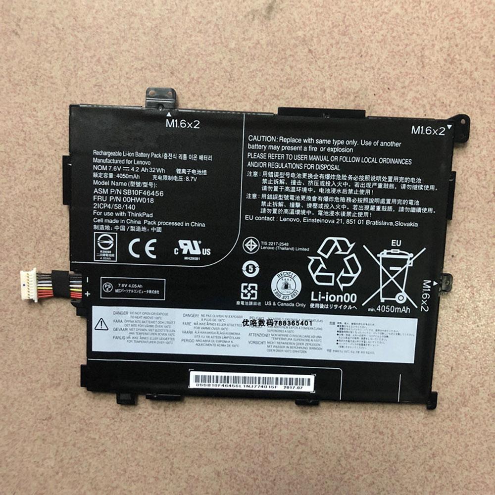 SB10F46456バッテリー交換