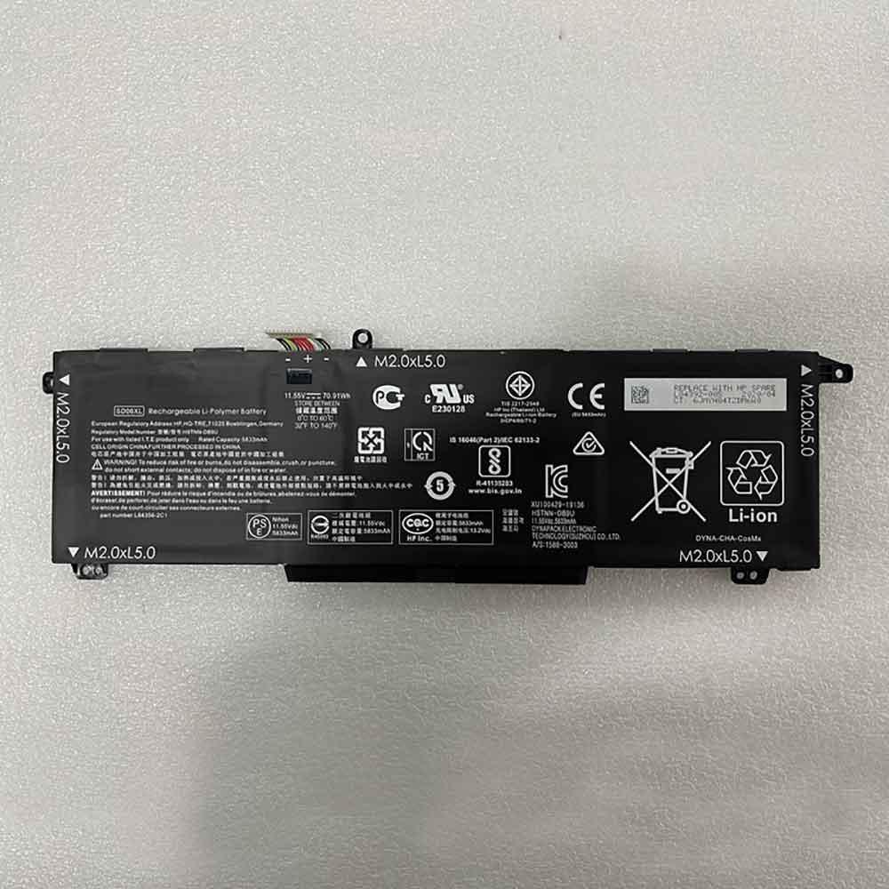 SD06XLバッテリー交換