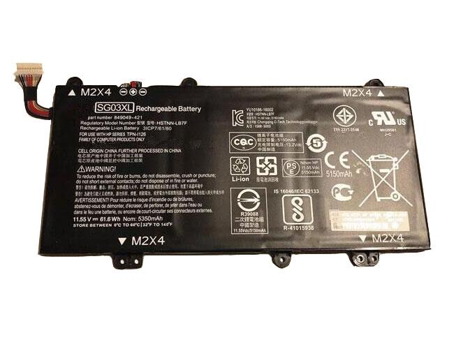 SG03XLバッテリー交換