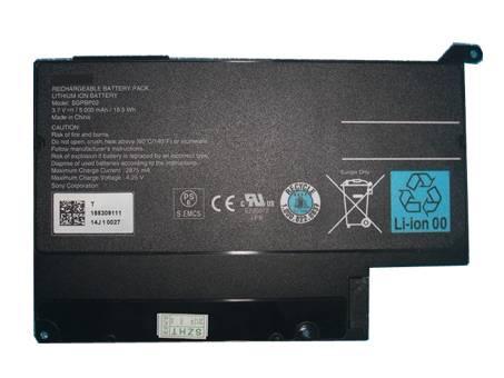SGPBP02バッテリー交換