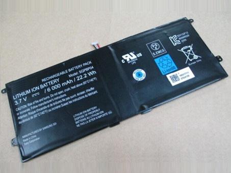 SGPBP04バッテリー交換