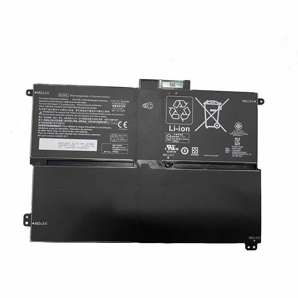 SL04XLバッテリー交換