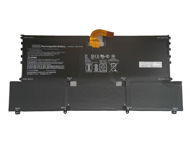 SO04XLバッテリー交換