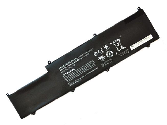 SQU-1109バッテリー交換