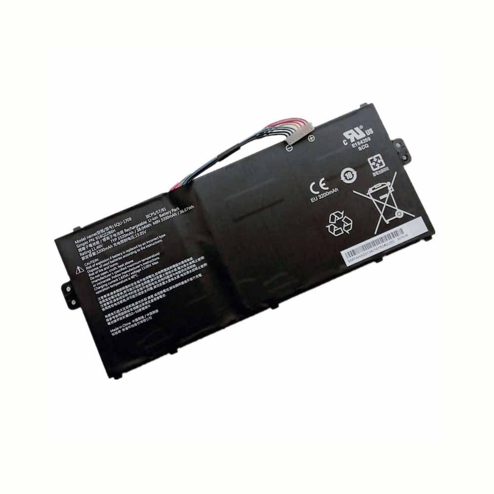 SQU-1709バッテリー交換