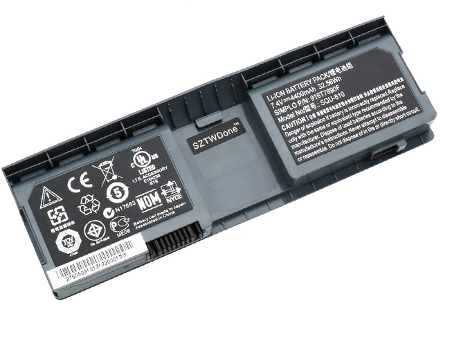 SQU-810バッテリー交換