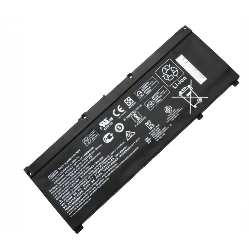 SR04XLバッテリー交換