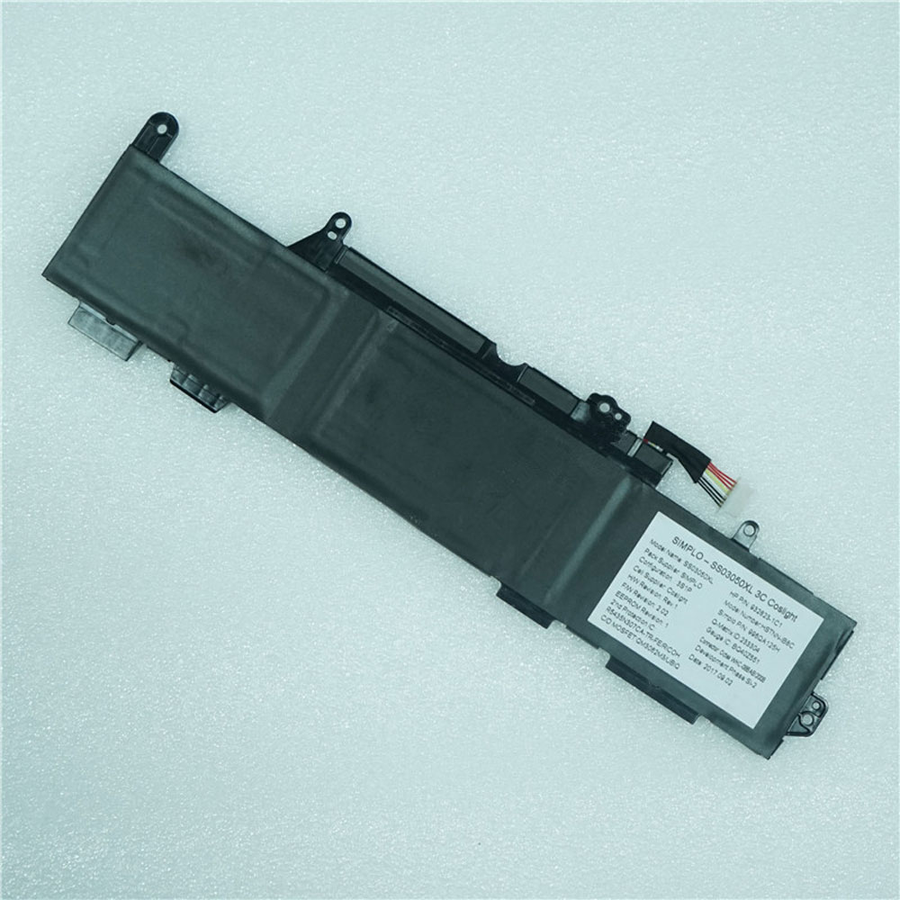 SS03バッテリー交換