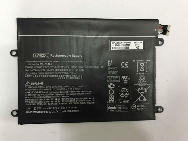HSTNN-IB7Nバッテリー交換
