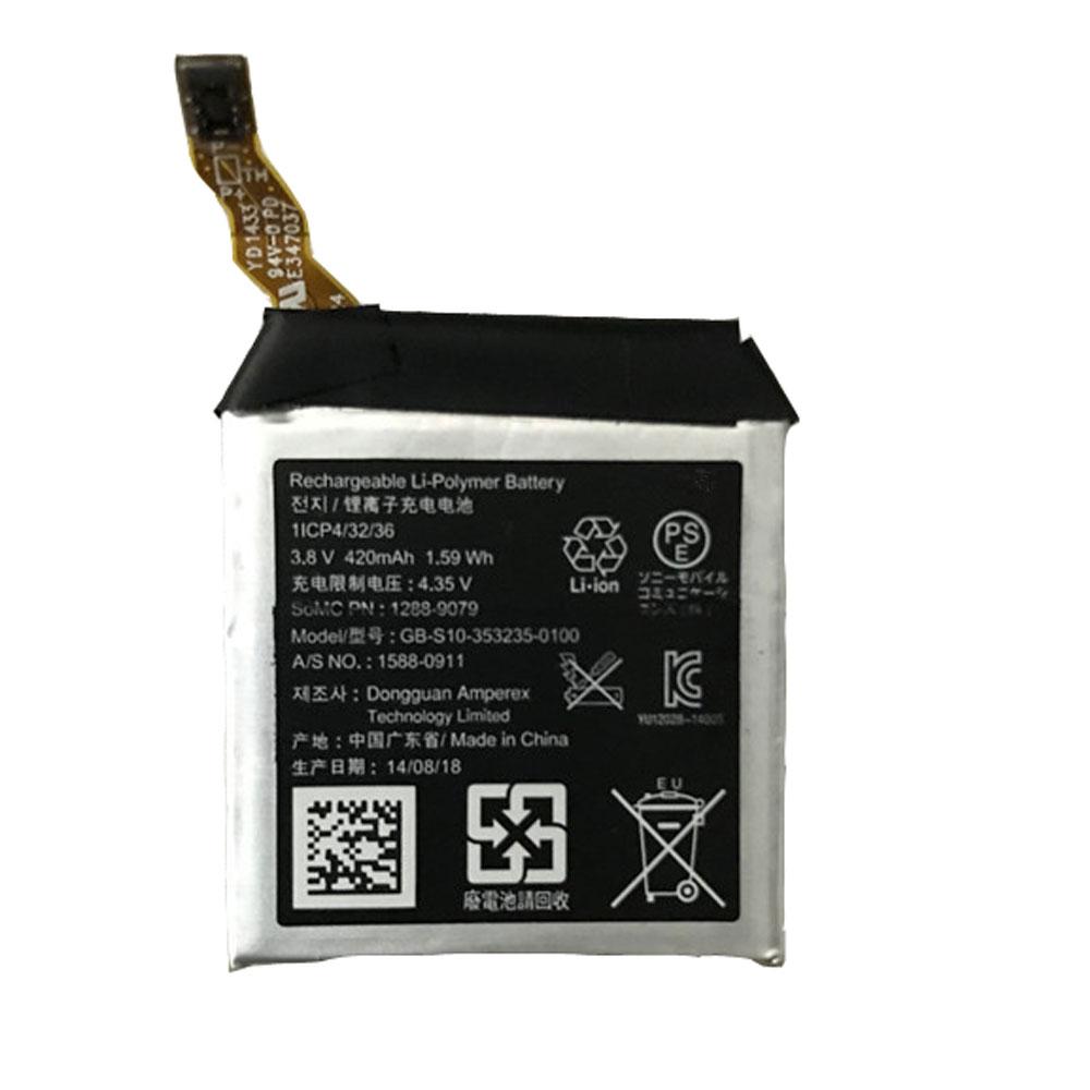 GB-S10-353235-0100電池パック
