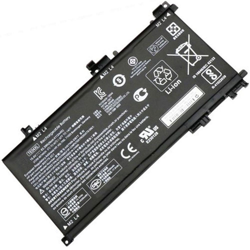 TE04XLバッテリー交換