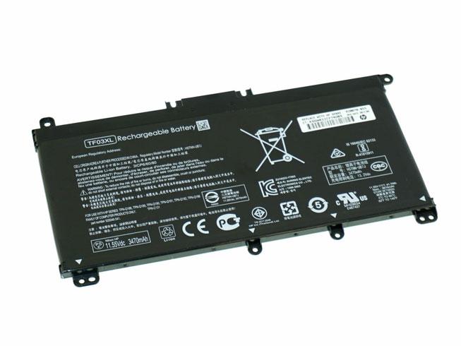 TF03XLバッテリー交換