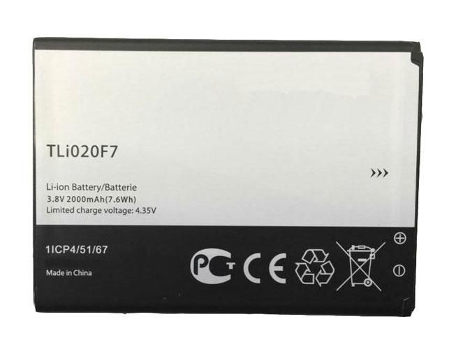 TLI020F7電池パック
