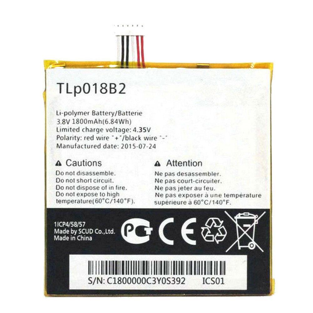 TLP018B2電池パック