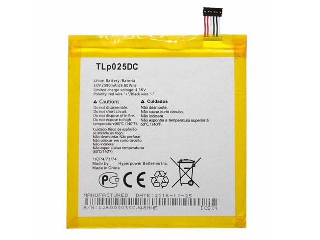 TLP025DC電池パック