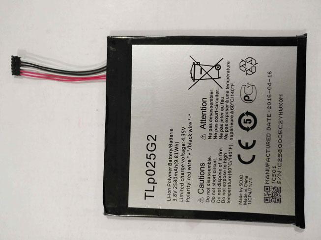 TLp025G2電池パック